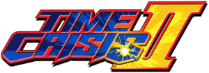 Time crisis ii logo by ringostarr39-d7s5giy