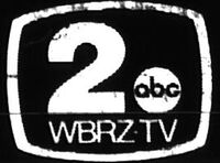 WBRZ logo 1982