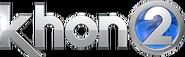 KHON logo 2013