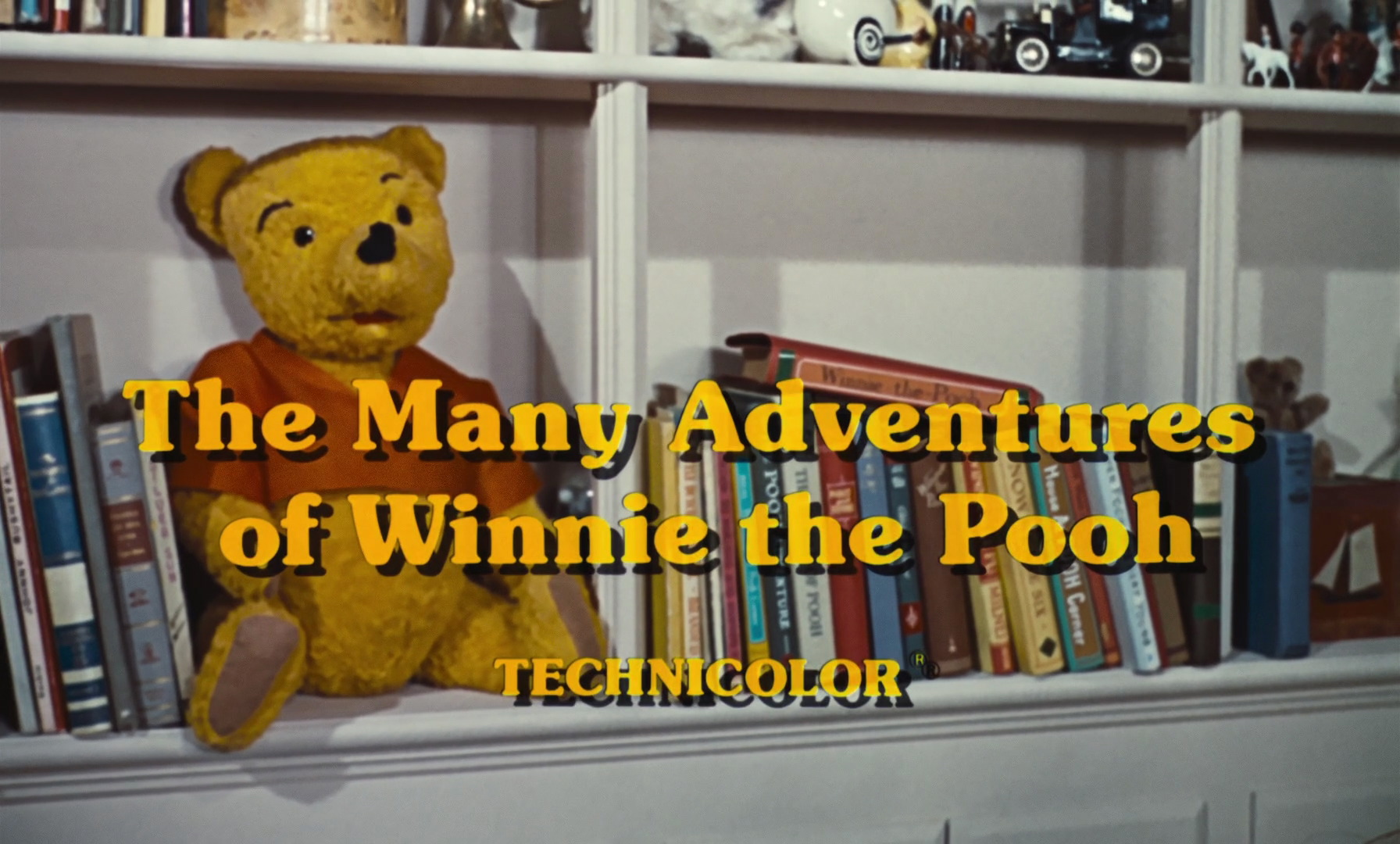the many adventures of winnie the pooh 1977 film