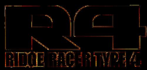 R4 ridge racer type 4 logo by ringostarr39-d6bioah