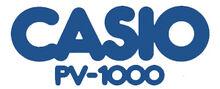 83 Casio PV-1000 logo