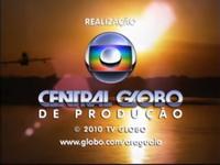 Araguaia seal short Globo 2008 logo 2010