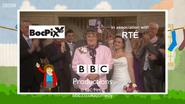 BBC Mrs Brown's Boys End Board 2011