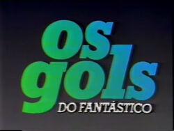 Os Gols do Fantástico 1984