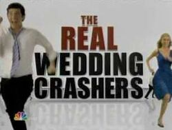 Real wedding crashers
