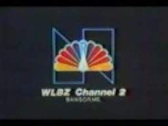 WLBZ-TV's Channel 2 Video ID From 1983