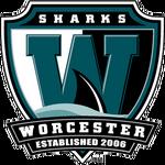 Worcester Sharks logo (alternate)