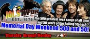 WPDH-TV's 101.5's Memorial Day Weekend 500 And 50 Promo For Memorial Day Weekend 2012