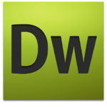 Adobe Dreamweaver CS4 icon
