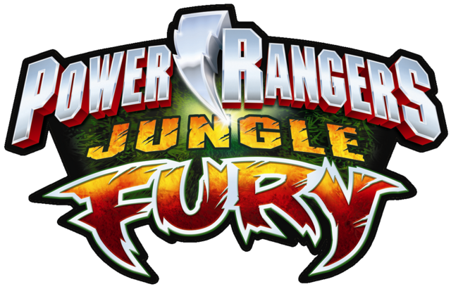 File:Power Rangers Jungle Fury Logo.png