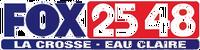 WLAX-WEUX Logo