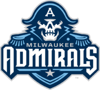Milwaukee Admirals 2015 Logo