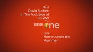 BBC One Hot Cross Bun Coming up Next bumper
