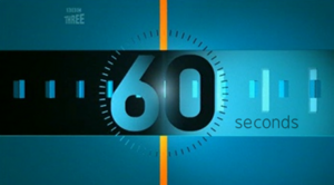 60 seconds old logo