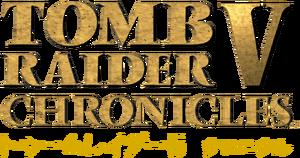 Tomb Raider - Chronicles (Japan)
