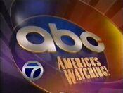 WABC-TV America's Watching ABC 1990