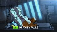 Disney XD Gravity Falls Season 2 screen bug