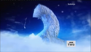 BBC Two Christmas 2015 ident 1
