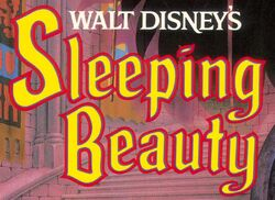 Sleeping Beauty 1986 logo