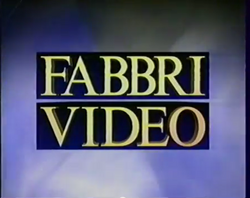 Fabbri Video Logo 2