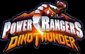 Power Rangers Dino Thunder Logo