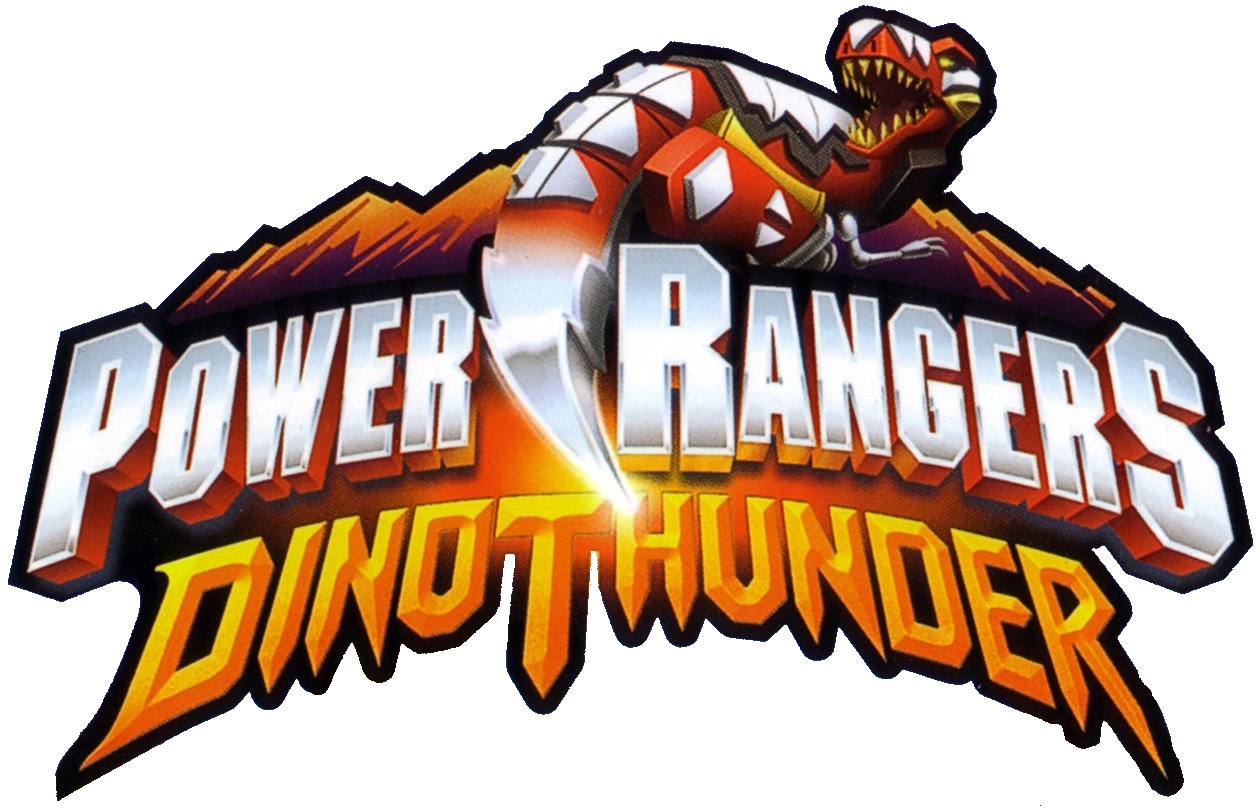 image power rangers dino thunder logo png logopedia fandom