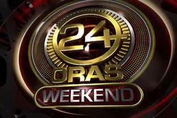 24 Oras Weekend Logo Photo
