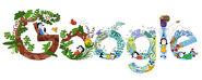Google Doodle 4 Google - Children's Day 2016 (India)