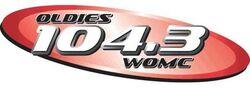 Oldies 104.3 logo