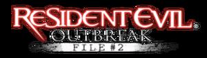 Resident evil outbreak logo2