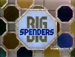 Big Spenders 1974