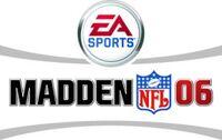 Madden NFL 2006 logo
