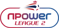 Npower League 2 logo