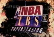 NBA on TBS Superstation 1997