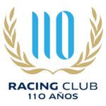 Racing Club logo (110th anniversary)