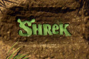 Shrek titled card