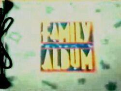 Family album-show