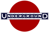 London Underground 1910s logo small