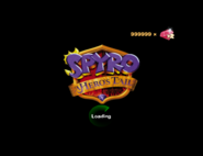 Spyro 5 Loading Screen 4x3