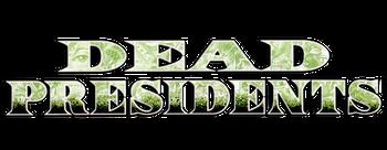 Dead-presidents-movie-logo