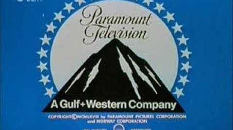 Paramount television 1960s