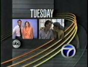 WABC-TV Channel 7 New York City Something's Happening 1988