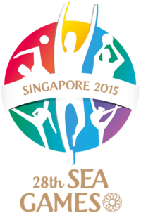 2015 Southeast Asian Games logo