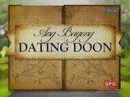 Ang Bagong Dating Doon bubble gang logo
