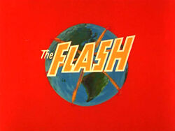 Flash title card