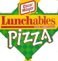 Lunchables Pizza logo