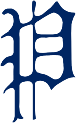 Pittsburgh Pirates 1922 Logo