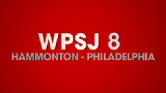 WPSJ-CD 8 Hammonton - Philadelphia logo