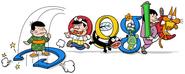 Google Akatsuka Fujio's Birthday